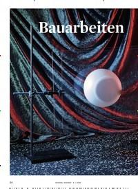 Titelbild der Ausgabe 6/2018 von Bauarbeiten im Kopf. Zeitschriften als Abo oder epaper bei United Kiosk online kaufen.