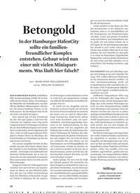 Titelbild der Ausgabe 1/2019 von STADTPLANUNG: Betongold. Zeitschriften als Abo oder epaper bei United Kiosk online kaufen.
