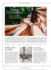 Titelbild der Ausgabe 2/2019 von MELDUNGEN: SCHLAUGESCHAUKELT. Zeitschriften als Abo oder epaper bei United Kiosk online kaufen.