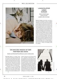 Titelbild der Ausgabe 4/2019 von DIE EHE DES WESSIS IST DER PARTNER DES OSSIS. Zeitschriften als Abo oder epaper bei United Kiosk online kaufen.
