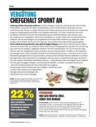Titelbild der Ausgabe 12/2018 von VERGÜTUNG CHEFGEHALT SPORNT AN. Zeitschriften als Abo oder epaper bei United Kiosk online kaufen.