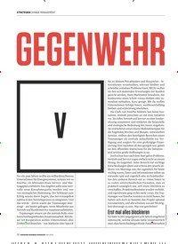 Titelbild der Ausgabe 5/2019 von CHANGE-MANAGEMENT: GEGENWEHR ÜBERWINDEN. Zeitschriften als Abo oder epaper bei United Kiosk online kaufen.