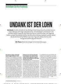 Titelbild der Ausgabe 9/2019 von Verteidigen Sie Ihre Forschung: UNDANK IST DER LOHN. Zeitschriften als Abo oder epaper bei United Kiosk online kaufen.