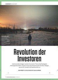Titelbild der Ausgabe 9/2019 von Revolution der Investoren. Zeitschriften als Abo oder epaper bei United Kiosk online kaufen.