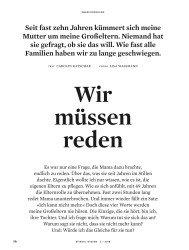 Titelbild der Ausgabe 5/2018 von ÜBERFORDERUNG: Wir müssen reden. Zeitschriften als Abo oder epaper bei United Kiosk online kaufen.
