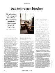 Titelbild der Ausgabe 5/2018 von KOMMUNIKATION: Das Schweigen brechen. Zeitschriften als Abo oder epaper bei United Kiosk online kaufen.