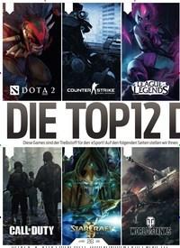 Titelbild der Ausgabe 1/2018 von STECKBRIEF : DIE TOP12 DER SPIELE!. Zeitschriften als Abo oder epaper bei United Kiosk online kaufen.