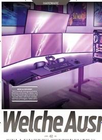 Titelbild der Ausgabe 1/2018 von HARDWARE: Welche Ausrüstung?. Zeitschriften als Abo oder epaper bei United Kiosk online kaufen.