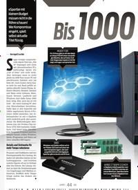 Titelbild der Ausgabe 1/2018 von HARDWARE: Bis 1000 Euro. Zeitschriften als Abo oder epaper bei United Kiosk online kaufen.