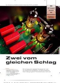 Titelbild der Ausgabe 3/2019 von Zwei vom gleichen Schlag. Zeitschriften als Abo oder epaper bei United Kiosk online kaufen.