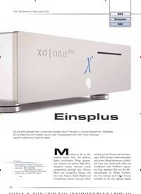 Titelbild der Ausgabe 3/2019 von Einsplus. Zeitschriften als Abo oder epaper bei United Kiosk online kaufen.