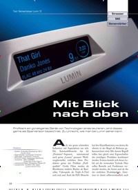 Titelbild der Ausgabe 3/2019 von Mit Blick nach oben. Zeitschriften als Abo oder epaper bei United Kiosk online kaufen.