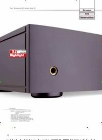 Titelbild der Ausgabe 1/2020 von Test: Streaming-DAC Auralic Altair G1: Supernova. Zeitschriften als Abo oder epaper bei United Kiosk online kaufen.
