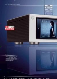Titelbild der Ausgabe 1/2020 von Test: All-in-one-System Rose RS201E: Bouquet. Zeitschriften als Abo oder epaper bei United Kiosk online kaufen.