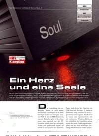 Titelbild der Ausgabe 4/2020 von Ein Herz und eine Seele. Zeitschriften als Abo oder epaper bei United Kiosk online kaufen.