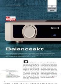Titelbild der Ausgabe 4/2020 von DAC Vorverstärker Endstufe: Balanceakt. Zeitschriften als Abo oder epaper bei United Kiosk online kaufen.