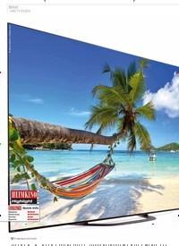 Titelbild der Ausgabe 8/2019 von Bild: UHD-TV (OLED): Edles Bild. Zeitschriften als Abo oder epaper bei United Kiosk online kaufen.
