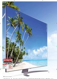 Titelbild der Ausgabe 8/2019 von Bild: UHD-TV (LCD): Fernsehen, Streaming und Komfort. Zeitschriften als Abo oder epaper bei United Kiosk online kaufen.