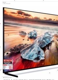 Titelbild der Ausgabe 9/2019 von Der neue QLED-TV mit 8K-Aufl ösung: Der neue QLED-TV mit 8K-Aufl ösung: Der neue QLED-TV mit 8K-Aufl ösung. Zeitschriften als Abo oder epaper bei United Kiosk online kaufen.