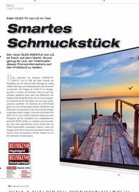 Titelbild der Ausgabe 9/2019 von Edler OLED-TV von LG im Test: Smartes Schmuckstück. Zeitschriften als Abo oder epaper bei United Kiosk online kaufen.