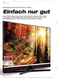 Titelbild der Ausgabe 1/2020 von Bild · UHD-TV (LED): Einfach nur gut. Zeitschriften als Abo oder epaper bei United Kiosk online kaufen.