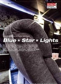 Titelbild der Ausgabe 5/2020 von Heimkino: Auro-3D-Leserkino mit Double Bass Array: Blue Star Lights. Zeitschriften als Abo oder epaper bei United Kiosk online kaufen.