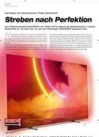 Titelbild der Ausgabe 5/2020 von Bild: UHD-TV (OLED): Nachfolger des Klassenprimus: Philips 55OLED805: Streben nach Perfektion. Zeitschriften als Abo oder epaper bei United Kiosk online kaufen.