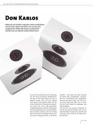 Titelbild der Ausgabe 1/2019 von Don Karlos. Zeitschriften als Abo oder epaper bei United Kiosk online kaufen.