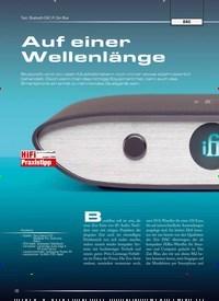 Titelbild der Ausgabe 1/2020 von Test: Bluetooth-DAC iFi Zen Blue: Auf einer Wellenlänge. Zeitschriften als Abo oder epaper bei United Kiosk online kaufen.