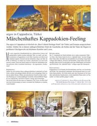 Titelbild der Ausgabe 1/2020 von argos in Cappadocia, Türkei: Märchenhaftes Kappadokien-Feeling. Zeitschriften als Abo oder epaper bei United Kiosk online kaufen.