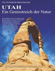 Titelbild der Ausgabe 1/2020 von USA – Das Paradies für Wanderer liegt in Utah: UTAH Ein Geniestreich der Natur. Zeitschriften als Abo oder epaper bei United Kiosk online kaufen.