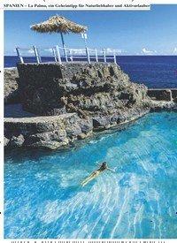 Titelbild der Ausgabe 3/2019 von SPANIEN – La Palma, ein Geheimtipp für Naturliebhaber und Aktivurlauber: LA PALMA. Zeitschriften als Abo oder epaper bei United Kiosk online kaufen.