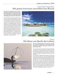 Titelbild der Ausgabe 1/2020 von Gebeco: Die Reise zur Quelle des Lebens. Zeitschriften als Abo oder epaper bei United Kiosk online kaufen.