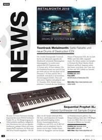 Titelbild der Ausgabe 1/2019 von NEWS. Zeitschriften als Abo oder epaper bei United Kiosk online kaufen.