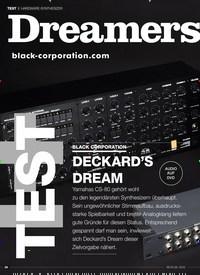 Titelbild der Ausgabe 8/2019 von HARDWARE-SYNTHESIZER: BLACK CORPORATION: DECKARD'S DREAM. Zeitschriften als Abo oder epaper bei United Kiosk online kaufen.