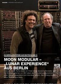 """Titelbild der Ausgabe 12/2019 von 5U-MODULARSYSTEME AUS DEUTSCHLAND (1): MOON MODULAR – """"LUNAR EXPERIENCE"""" AUS BERLIN. Zeitschriften als Abo oder epaper bei United Kiosk online kaufen."""