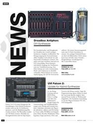 Titelbild der Ausgabe 1/2020 von NEWS. Zeitschriften als Abo oder epaper bei United Kiosk online kaufen.