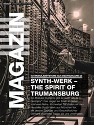 Titelbild der Ausgabe 1/2020 von MAGAZIN: 5U-MODULARSYSTEME AUS DEUTSCHLAND (2): SYNTH-WERK – THE SPIRIT OF TRUMANSBURG. Zeitschriften als Abo oder epaper bei United Kiosk online kaufen.