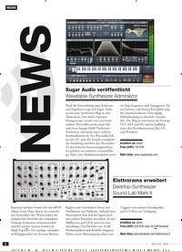 Titelbild der Ausgabe 2/2020 von NEWS. Zeitschriften als Abo oder epaper bei United Kiosk online kaufen.