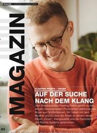 Titelbild der Ausgabe 2/2020 von MAGAZIN. Zeitschriften als Abo oder epaper bei United Kiosk online kaufen.