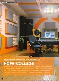 Titelbild der Ausgabe 2/2020 von HOFA-COLLEGE. Zeitschriften als Abo oder epaper bei United Kiosk online kaufen.