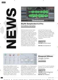 Titelbild der Ausgabe 3/2020 von NEWS. Zeitschriften als Abo oder epaper bei United Kiosk online kaufen.