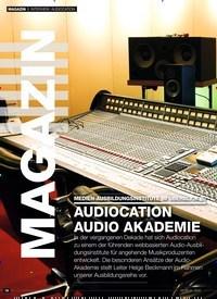 Titelbild der Ausgabe 4/2020 von INTERVIEW: AUDIOCATION: MEDIEN-AUSBILDUNGSINSTITUTE IM ÜBERBLICK (5): AUDIOCATION AUDIO AKADEMIE. Zeitschriften als Abo oder epaper bei United Kiosk online kaufen.