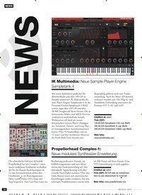Titelbild der Ausgabe 3/2019 von NEWS. Zeitschriften als Abo oder epaper bei United Kiosk online kaufen.