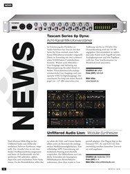 Titelbild der Ausgabe 10/2019 von NEWS. Zeitschriften als Abo oder epaper bei United Kiosk online kaufen.