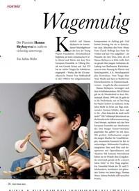 Titelbild der Ausgabe 8/2019 von Wagemutig. Zeitschriften als Abo oder epaper bei United Kiosk online kaufen.