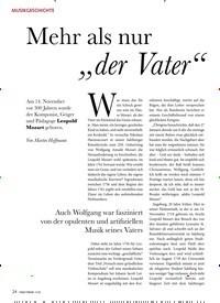 """Titelbild der Ausgabe 11/2019 von Mehr als nur """"der Vater"""". Zeitschriften als Abo oder epaper bei United Kiosk online kaufen."""
