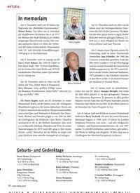 Titelbild der Ausgabe 3/2020 von In memoriam. Zeitschriften als Abo oder epaper bei United Kiosk online kaufen.