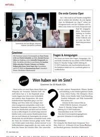 Titelbild der Ausgabe 7/2020 von AKTUELL. Zeitschriften als Abo oder epaper bei United Kiosk online kaufen.
