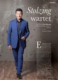 Titelbild der Ausgabe 7/2020 von Stolzing wartet. Zeitschriften als Abo oder epaper bei United Kiosk online kaufen.